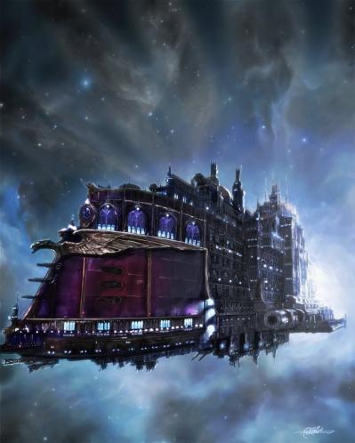 Warhammer40k souvereignventure by thefirstangel